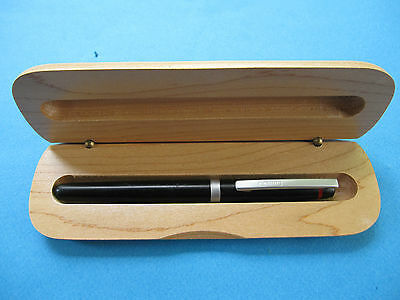 Rotring - Fountain Pen W/ Wood Box ! Auth. Exc. Cond. Unique. Looks New.