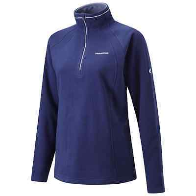 Craghoppers MiskaII Ladies Half Zip Microfleece - 6 Colours