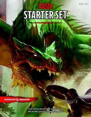 Dungeons And Dragons Roleplaying Game - Starter Set
