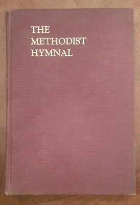 The Methodist Hymnal, Offical Hymnal of the Methodist Church, 1939