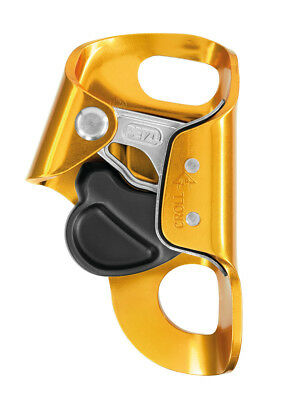 Petzl CROLL Chest Ascender Rope Access Gear Climbing Clamp Equipment Industrial