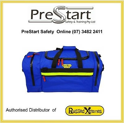 Rugged Xtremes Offshore crew Bag - Equipment, Gear, Sport, Fire, Emergency,