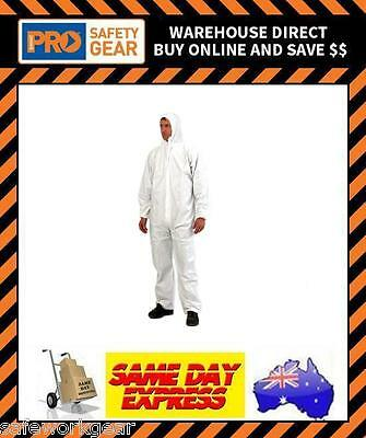 Pro Choice Provek Disposable Coverall Lightweight Protective Workwear Breathable