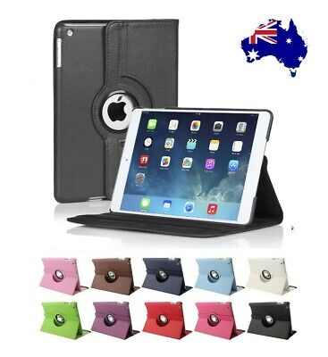 iPad 2018 6 5 4 3 2 Air PRO 12.9 Mini Case Cover Smart 360 ROTATION (OPT SP)