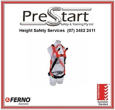 Safety Harness- FH-50, Ferno    Height Safety, Roof Safety, Confined space