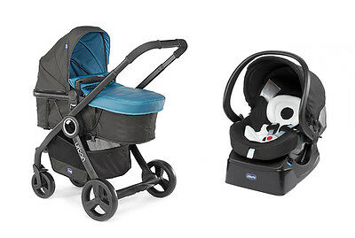 chicco urban travel system single seat stroller picclick uk. Black Bedroom Furniture Sets. Home Design Ideas