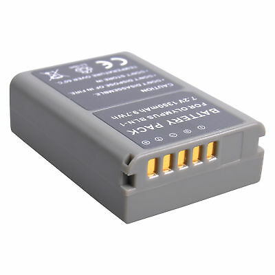 Fast BLN-1 Battery +Charger For Olympus OM-D OMD Series E-M5 EM5  BLN1 AU local