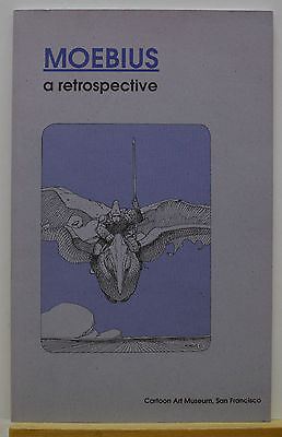 Moebius A Retrospective - Casa Ed. Cartoon Art Museum, San Francisco 1995
