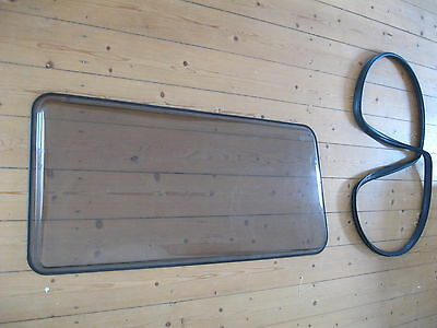 Thermo Fenster Thermofenster Scheibe hinten links linkes Vw Bus T3