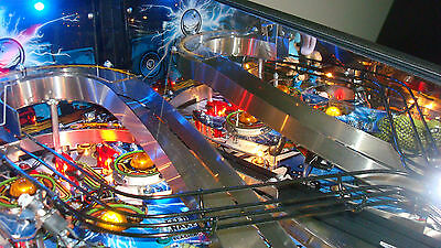 Bally Williams Mirror Blades Trick Your Pinball Machine! BEST DEAL ON EBAY!