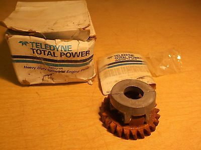 NEW Teledyne Total Power 20141002 Governor & Flywheel Kit *FREE SHIPPING*