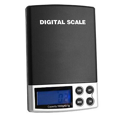 Digital Electronic Weight Balance Scales 100g-1000g with LCD Display