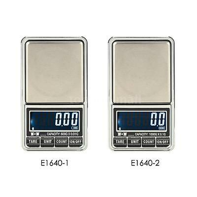 Mini Digital Scale Electronic Pocket Scale Balance 600g*0.01g / 1000g*0.1g N2D2
