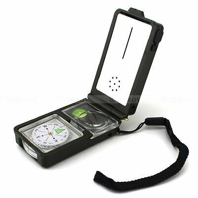 10 In 1 Multi Survival Compass Tool Kit for Outdoor Military Camping Hiking