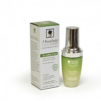 Eye Lifting Serum with immediate tightening effect For all skin types 30ml - AO