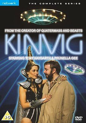 Kinvig: The Complete Series - DVD NEW & SEALED (2 Discs) - Tony Haygarth