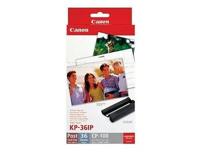 Canon KP-36IP Paper Pack for Canon Selphy and CP Series Printer