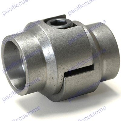 Roll Cage Tube Connectors 1.25 Inch Diameter 0.095 Wall Tube Pair PAIR