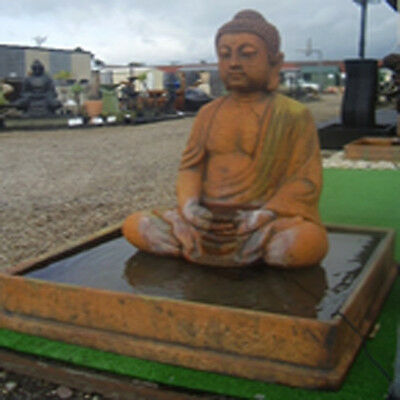 NEW Large Thai Buddha Fountain garden water feature