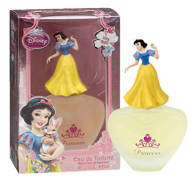 DISNEY PRINCESS SNOW WHITE EDT 50ML - fruity fragrance collection juicy apple