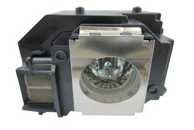 Original Equivalent Bulb in cage fits EPSON Powerlite S9 Projector