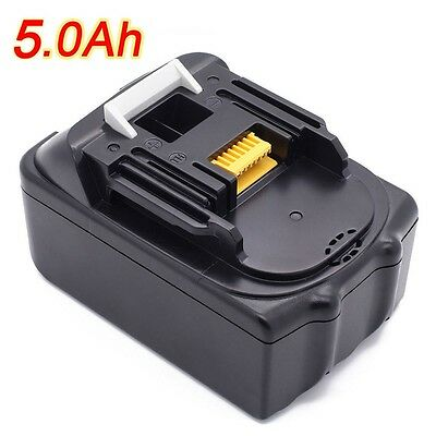 Replace Makita BL1850 18 Volt 18V 5.0 Amp 5AH Lithium LXT Battery One Pack UK A+