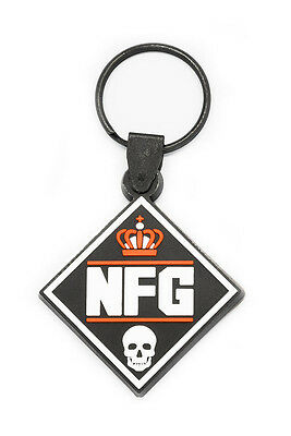 NEW FOUND GLORY Rubber Keychain Keyring Key Chain Key Ring