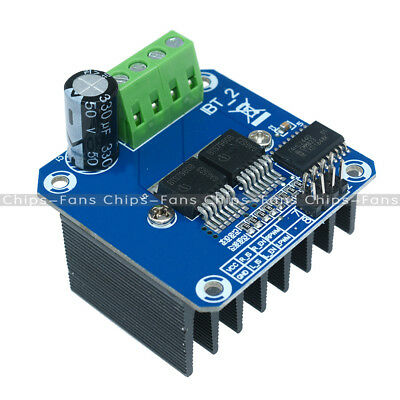 Semiconductor BTS7960B BTN7960 Motor Driver 43A H-Bridge Drive PWM For Arduino