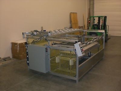 "Vacuum Former 48""x96 ""top-Bottom Heaters Thermoforming"
