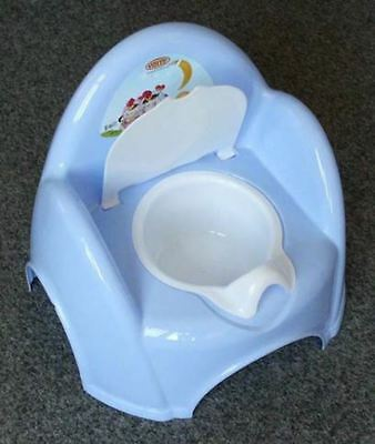 Potty Trainer Blue