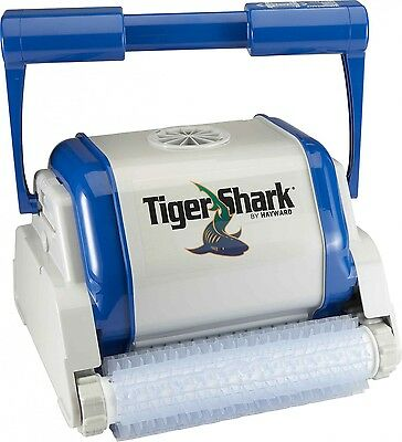 Poolroboter HAYWARD TigerShark PVC-Bürsten Pool Bodensauger Poolsauger