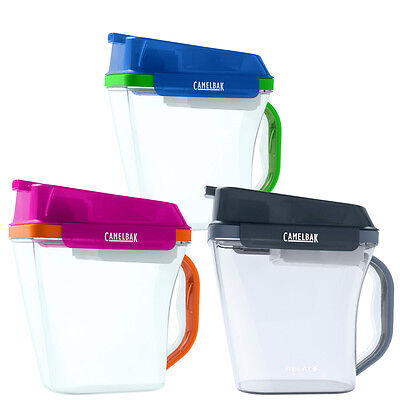 Camelbak Relay Water Filtration Pitcher Jug Double Filter 10 Cup