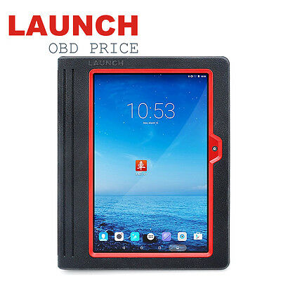 Launch X431 V+ PRO3 OBD2 Auto Diagnostic Tool Scan Pad All System Code Scanner
