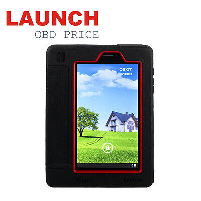 Launch X431 V Pro OBD2 Diagnostic Tool Full System Scanner Wireless Scan Tablet