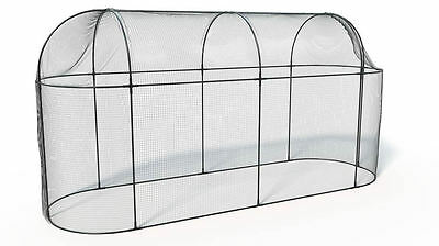 Haxnicks Steel Long Fruit Cage 3m