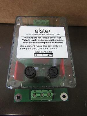 Elster PR6 2925M1221 K 1:1 Fitting nstructions solid state pulsers for TRC600-M