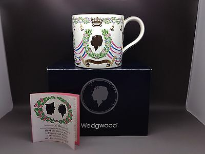 Wedgwood Guyatt Mug Royal Wedding Princess Anne