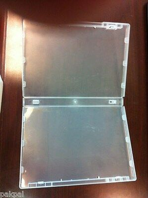 50 New High Quality Clear 16mm PP Plastic Case ICEBOX