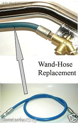 """Carpet Cleaning 42"""" Wand-Hose Replacement"""