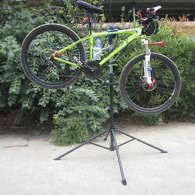 "Adjustable Pro Bike 41"" To 75"" Repair Stand w/ Telescopic Arm Cycle Bicycle Rack"