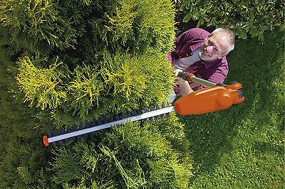 Hedge Trimmer Trimmers Cordless Battery Telescopic 18 V - 50 cm Cutter Tool New