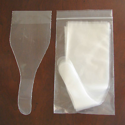 50 Canine Semen Collection Sleeves, Dog Artificial Insemination Sheaths