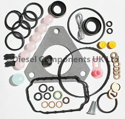 1 x Diesel Injection Pump Gasket Seal Kit for Denso HP3 Pump in Ford Transit
