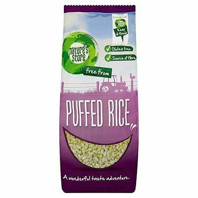 Natures Store Puffed Rice 225g