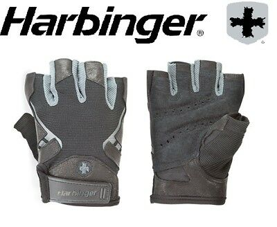 Fitness - Harbinger Pro Gloves  - Trainingshandschuhe - Bodybuilding Handschuhe