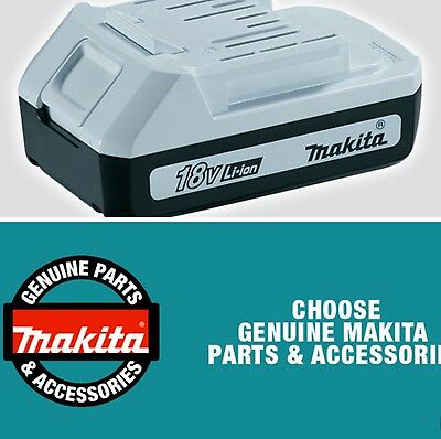 Makita Bl1813G 18V 1.3Amp Lithium Ion Battery *rapid 24 Hour Dispatch*