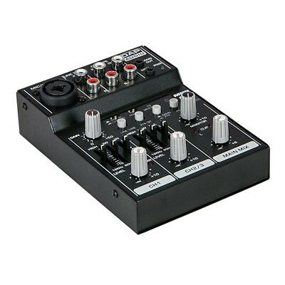 DAP-Audio Mini-GIG Mixer mit Bluetooth & USB Soundkarte
