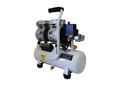 New Ultra Quiet Medical Dental Oilless Air Compressor