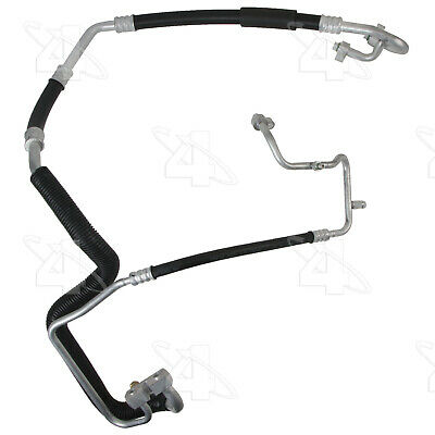 A/C Refrigerant Discharge / Suction Hose Assembly 4 Seasons 56693