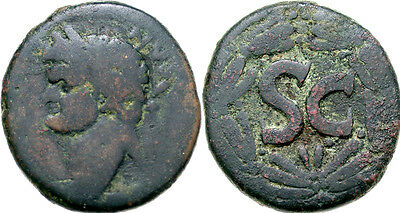 Domitian 81-96 AD - Antiquities, Ancient Art, Ancient Coins